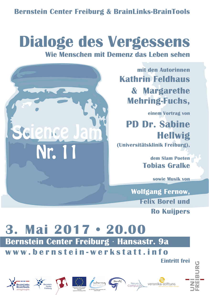 Science Jam 10 Poster