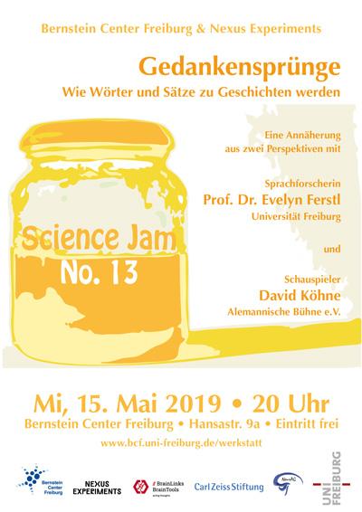 Science Jam 13 | Gedankensprünge