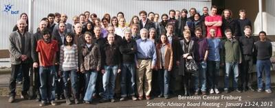 Bernstein's Scientific Advisory Board convenes in Freiburg