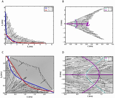 Winnerless Competition in Clustered Neural Networks
