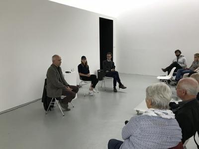 In Conversation: Neuroscience meets Art