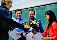 Golan Karvat wins Best Paper Award in German Neuroscience Society meeting